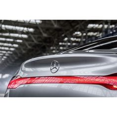 Here's another look at the stunning Concept Coupe SUV.  #mercedes #benz #coupe #SUV #concept #conceptcar #instacar #germancars