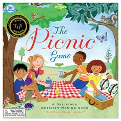 Find the Picnic Game by eeBoo and other great games at Oompa Toys. Enjoy the best prices, free shipping options, and a popular rewards program.