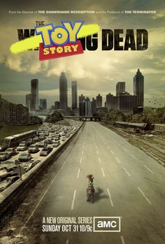The Walking dead Influenced by Toy Story