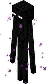 Enderman Is A Creature In Minecraft That Is Dangerous