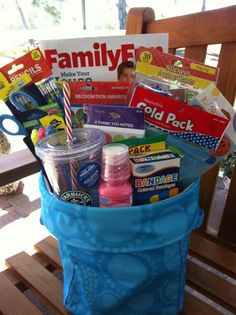 thirty one ideas | Thirty One Ideas / Gift Basket ... teacher?