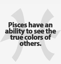 Pisces ♓ Zodiac Mind - Your source for all fun zodiac related content! Pisces Love, Astrology Pisces, Zodiac Signs Pisces, Pisces Quotes, Pisces Woman, Zodiac Mind, My Zodiac Sign, Astrology Signs, Zodiac Facts