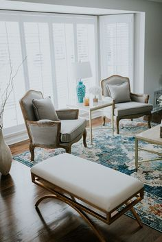 formal living room decor with @overstock // grace wainwright from @asoutherndrawl