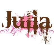 Yup that's my name: Julia…… Julia is a Latin name that means: Youthful, or one with downy or silky soft & supple hair… So, it's good girl's name don't you think?