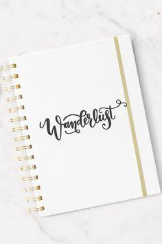Wanderlust SVG – Flash Freebie