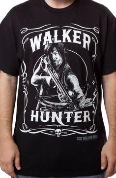 Darryl Dixon Walker Hunter T-Shirt