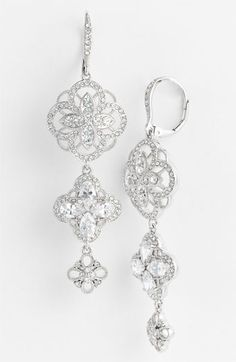 Eiffel Statement Drop Earrings Drop earrings Drop and Nordstrom
