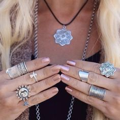 Obsessed with Hunter Gatherer jewelry atm!