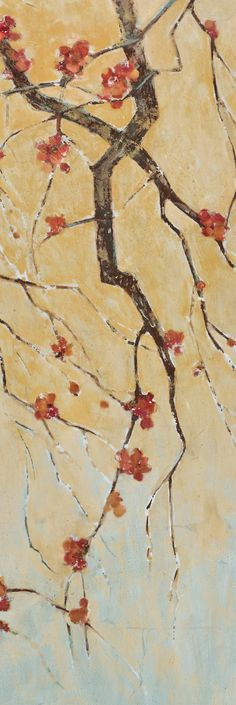 Blossom Panel I Florals, Bright, Pictures, Painting, Art, Floral, Photos, Art Background, Photo Illustration