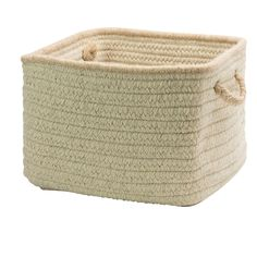 Natural Style Square Basket