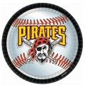 Shop your favourite sports party theme like pittsburgh pirates. Find pittsburgh pirates party supplies like sports party supplies, pittsburgh pirates tableware and pittsburgh pirates invitations, party hats etc.
