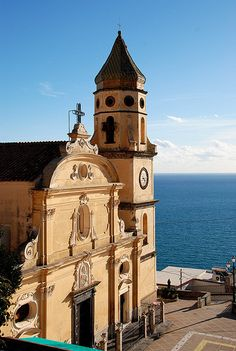 Praiano--the best-kept secret on the Amalfi Coast and our vote for THE place to stay: RentVillas.com