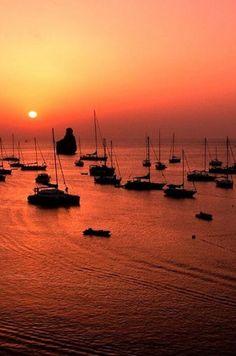 Elements, Ibiza sunset #ibizaimages #Eivissa #elementsibiza