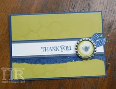 All Things Stampy: Stamping with Honeycomb embossing folder and Collage Curios