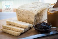 RECIPE: Nuke Queen's Awesome Bread At last... a fluffy, light and white loaf of bread that is both blood sugar friendly and gluten free. Introducing... NUKE QUEEN'S AWESOME BREAD!!! Why is it awesome? Because it takes less than 15 minutes to make... start to finish baby!.This bread is a FP! www.TrimHealthyMama.com