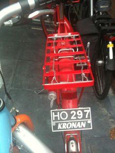 Het verhaal van de gestolen fiets en de lurker. #gestolenkronan #kronan.