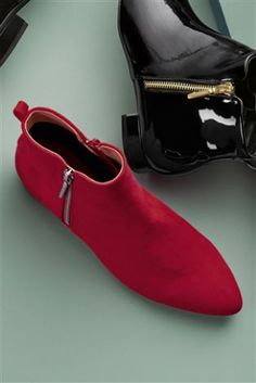 Put your best foot forward with our collection of women's boots. Leather, suede and heeled boots for ladies. Latest Fashion For Women, Mens Fashion, Red Pixie, Leather Heeled Boots, Chelsea Ankle Boots, Girls Shopping, Footwear, Lady, Heels