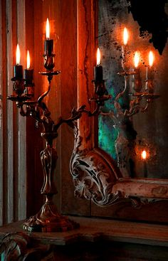 Velas,canddles