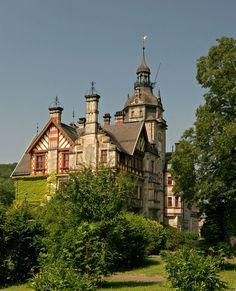 Schloss Ramholz bei Schlüchtern