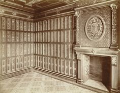 Château de Blois, Interior | Collection: A. D. White Archite ...