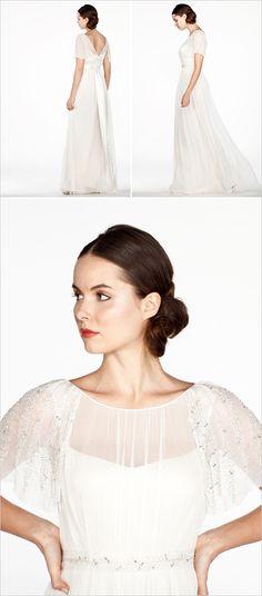 2014 Saja wedding dress collection http://www.weddingchicks.com/2013/10/18/saja-2014-bridal-collection/
