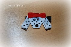 #Dalmation #Dog #Hairbow