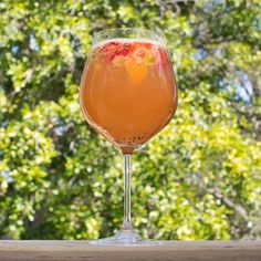 Take a trip south of the Equator with this tasty Sangria.