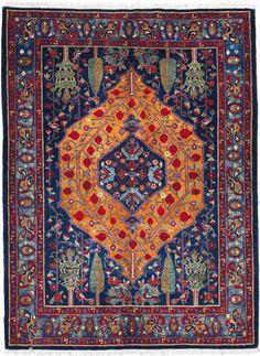 Bakhtiari - Torang Zard Design -Iran