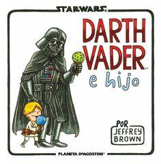 """Si hace unas semanas os recomendamos """"Darth Vader y su princesita"""", volvemos a la carga con otro libro de la serie: """"Darth Vader e hijo"""". #OrgulloFriki en la #LibreríaMPM"""