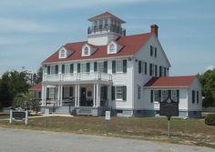 US Coast Guard Station-St. Simons Island in Glynn County, Georgia.