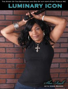 Word Life Production - MC Sha Rock is the mother queen of hip hop