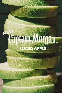 Crisp apple flavor, any way you slice it. Order Captain Morgan Sliced Apple via @drizlyinc today. Drinks Alcohol Recipes, Cocktail Recipes, Drink Recipes, Cocktails, Halloween Drinks, Halloween Shots, Mint Water, Alcholic Drinks, Apple Slices
