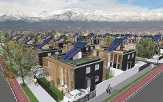 Comienza la construcción de los prototipos universitarios de Construye Solar 2017,03 Casa S3 / Universidad del Desarrollo, Concepción. Image Cortesía de Taller 1/1