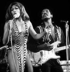 ike and tina turner - Lawd...River Deep Mountain High (listening to it now)