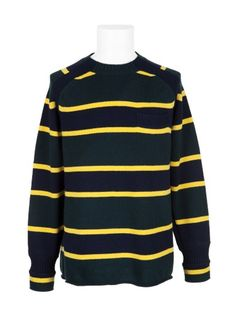 Shop Sacai Jumper from stores. Joey Tribbiani, Modern Luxury, Jumper, Branding Design, Number 0, Mens Fashion, Pullover, Sweatshirts, Sweaters