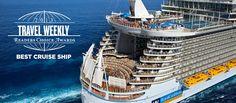 LLega a Barcelona el Allure of the Seas, el crucero más grande del mundo - Aparcar, Ahorrar y Viajar