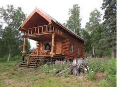 Image result for Cabin Living in Alaska Off the Grid