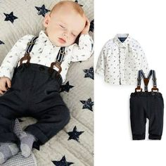 Cheap clothes for size 12, Buy Quality clothing rugby directly from China clothes stone Suppliers:  Baby Boy Toddler T-shirt Top+Bib Pants Overalls 2PCS Set Outfit Clothes 3M-2Y 100% Brand New and High Quality Color: Wh