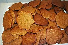 Lebkuchen (austrian christmas cookie recipe)