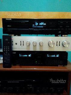Lettore CD Philips - Audio/Video In vendita a Palermo