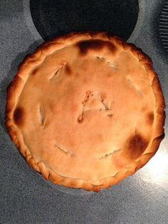 Chef Abs: Chicken Pot Pie