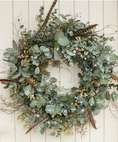 Image result for making a homemade wreath
