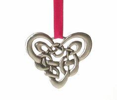 Cynthia Webb Celtic Heart Ornament