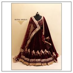 Indian Fashion Dresses, Indian Outfits, Fashion Outfits, Lehenga Choli Latest, Saree, Simple Lehenga, Function Dresses, Rajputi Dress, Bridal Lehenga Collection