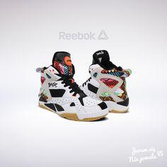 Reebok dla odważnych? #Reebok #lifestyle #sneaker #kicks #Sizeer #trendy