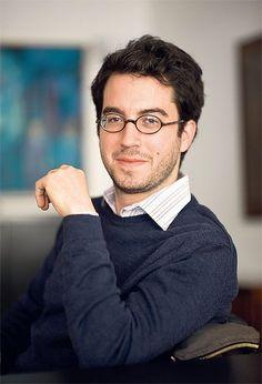 Jonathan Safran Foer aka husband.