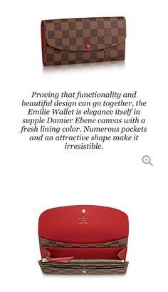 ea3b351ebf2 Louis Vuitton - Zippy Organizer ($875) - avail in monogram, damier ...