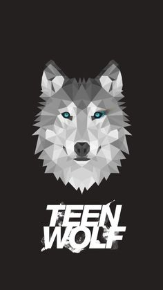 teen wolf logo hd wallpaper - Google-søk