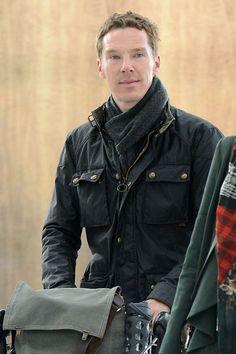 Benedict at Heathrow en route to Shangai - 10th April 2015