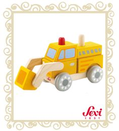 Sevi Build-Up Fire Bulldozer. Put the right piece in the right place and you will create the cute fire engine that can be assembled and re-assembled in an endless game! Collect them all and let your imagination run wild by mixing up the pieces. 16 x 10 x 8cm. Age 2+.  $32.95 Snow White Doll, Evil Stepmother, Beautiful Baby Shower, Wicked Witch, Fire Engine, Great Stories, Gifts For Boys, Big Boys, Baby Shower Gifts